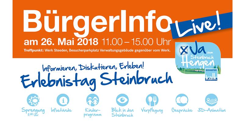 Teaser Veranstaltungen Steinbruch Hengen